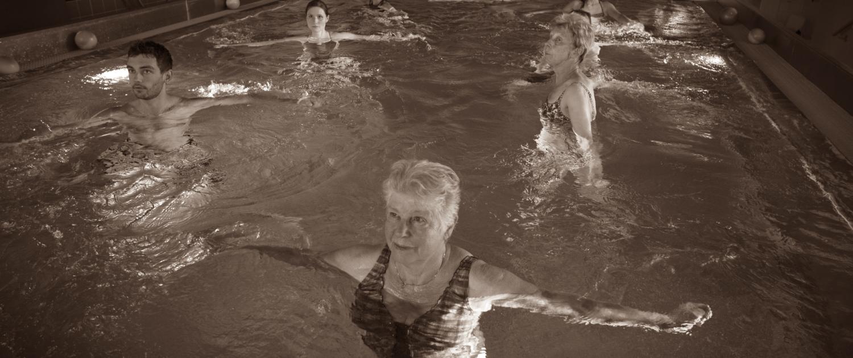 Wassergymnastik - optimaltraining.ch